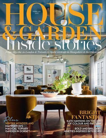 House & Garden Cover