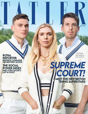 Tatler Cover